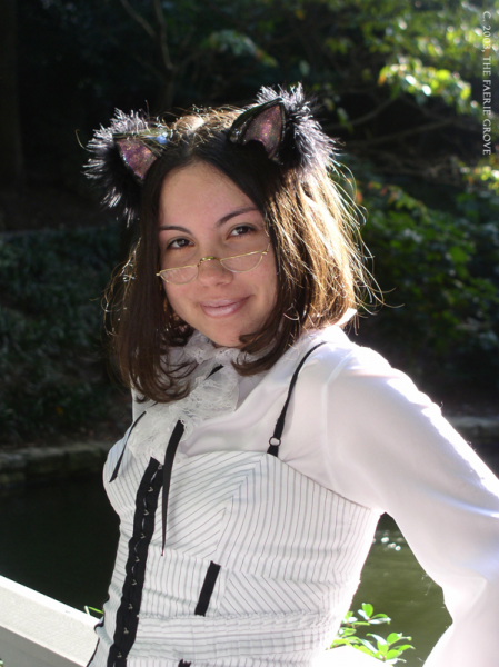 Sweet Puff Fantasy Cat Ears